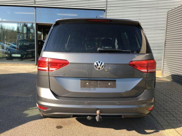 VW Touran 1,6 TDi 115 Comfortline Van - billede 2
