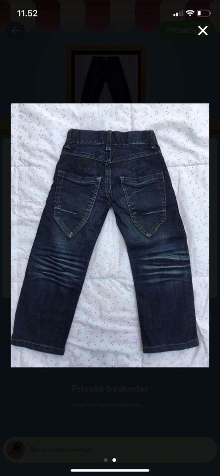 Jeans, Cowboybukser, Name it