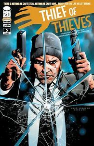 THIEF OF THIEVES #1 3RD PRINT ROBERT KIRKMAN IMAGE COMIC BOOK SKYBOUND NEW 2012