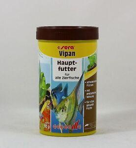 Sera-Vipan-250ml-Nourriture-Complete-pour-Tous-Zierfische-39-16-L