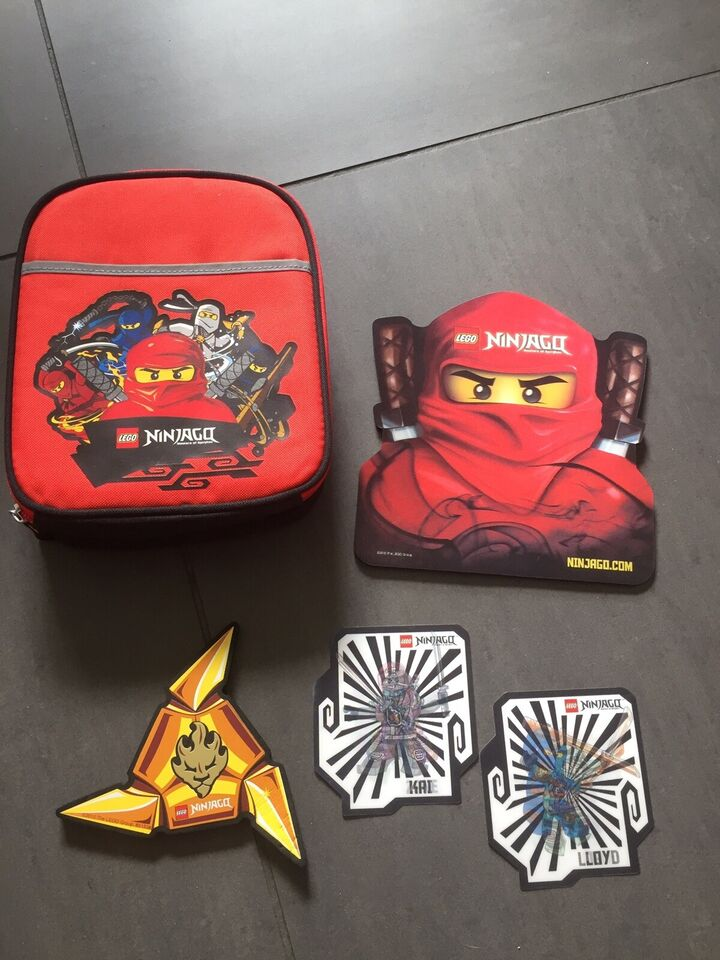 Lego Ninjago, Køletaske