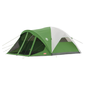 Coleman Evanston 6-person Camping Tent  with Screen Porch .. Brand New  hot sale