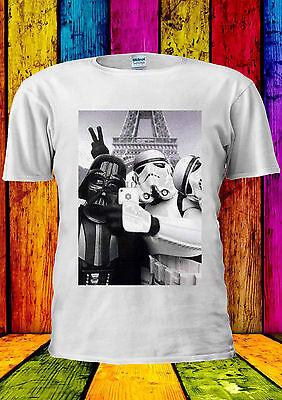 Star Wars SELFIE Funny Parody Darth T-shirt Vest Tank Top Men Women Unisex 2035