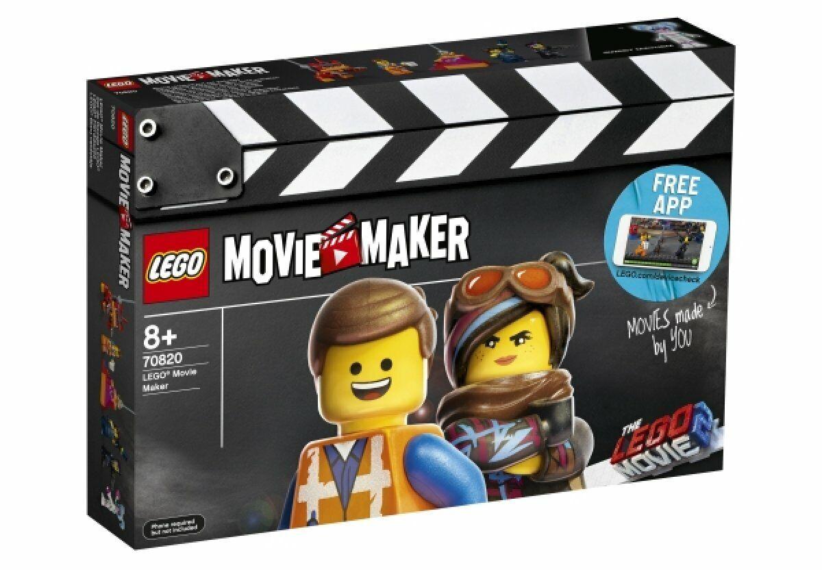 LEGO Movie renderer 70820 NUOVO   incentivi promozionali