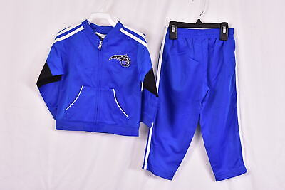 Toddler Boy/'s NBA Phoenix Suns 2 Piece Tracksuit Outfit Orange