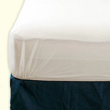 Waterproof Mattress Topper Protector - Deluxe Fitted - Double Bed Cover Large