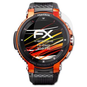 atFoliX-3x-Displayschutzfolie-fur-Casio-WSD-F30-Schutzfolie-HD-Entspiegelung