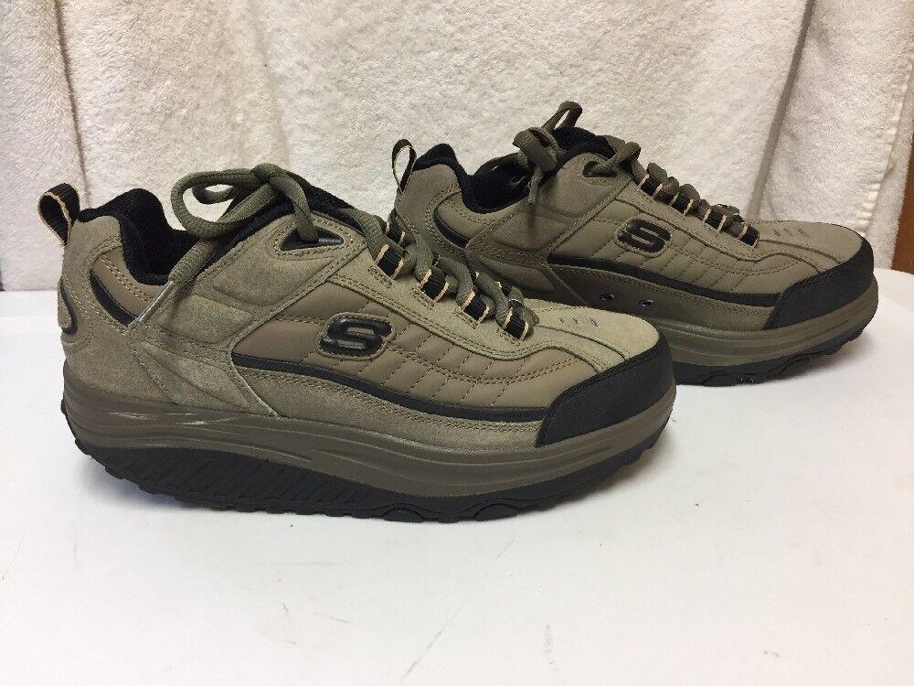 Skechers Fitness Men's Shape Ups Pebble Tan Right Shoe 8 Left Shoe 7.5 50875 The latest discount shoes for men and women