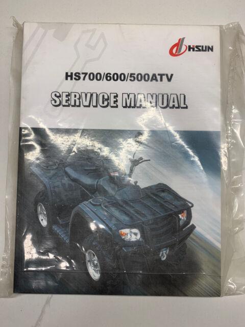 Hs 500 700 Atv Service Manual Hisun   Wiring Diagram