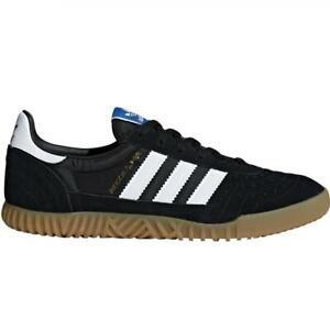 Details zu adidas Originals Indoor Super Herrenschuhe Lifestyle schwarz weiß B41523