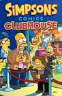 Simpsons Comics Clubhouse von Matt Groening (2015, Taschenbuch)