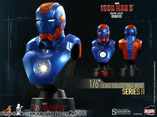 HOT TOYS IRON MAN 3 MARK 17 1//6 SCALE LIMITED EDITION BUST HTB17 NEW