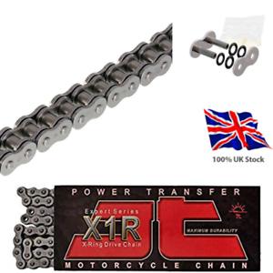 Rivet Link BRAND NEW 530 X1R 530X1R JT Black Heavy Duty X-Ring 116 L Link
