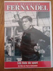 DVD-Les-Rois-Du-Sport-Fernandel-Pierre-Taubenschlag-mit-Collection