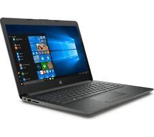 """HP 14"""" AMD Ryzen 3 Laptop - 128 GB SSD, Black - Currys"""