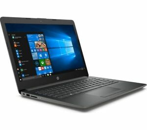 "HP 14"" AMD Ryzen 3 Laptop - 128 GB SSD, Black - Currys"