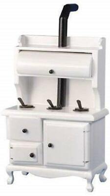 Casa De Muñecas 2 Horno Verde Aga Estufa 1:12 muebles de cocina en miniatura