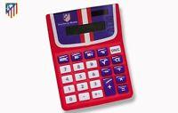 Atletico Madrid Solar Taschenrechner Pocket Calculator Fanshop Championsleague