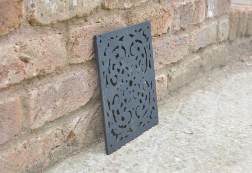 23 x 22.5 cm cast iron grid