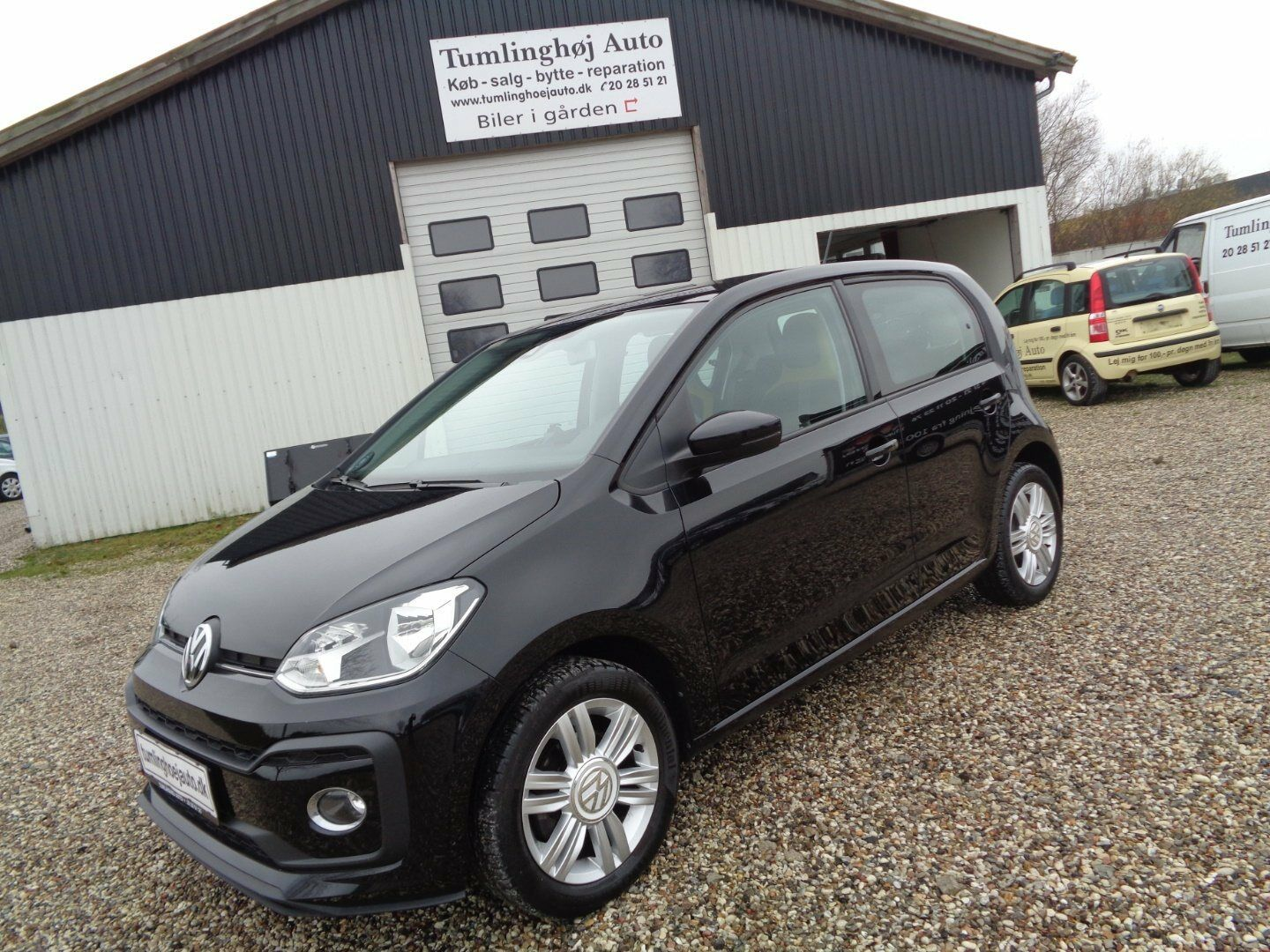 VW Up! 1,0 TSi 90 High Up! BMT 5d - 134.800 kr.