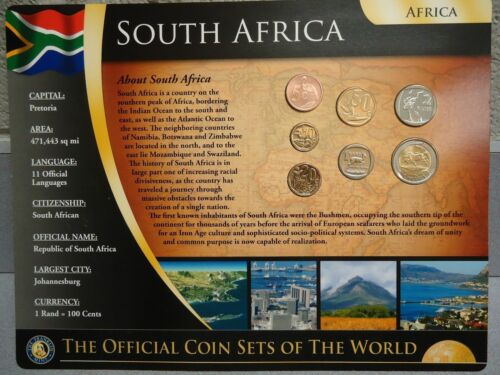 THE OFFICIAL COIN SETS OF THE WORLD BY THE FRANKLIN MINT