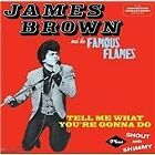 James Brown - Tell Me What You're Gonna Do/Shout & Shimmy (2013)