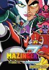 Mazinger Z TV Series Volume 1 (2014 Release) R1 DVD Japanese Anime