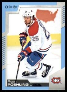 2020-21-UD-O-Pee-Chee-Blue-Border-41-Ryan-Poehling-Montreal-Canadiens
