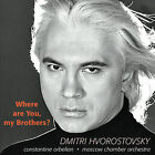 Where Are You, My Brothers? DSD CD (CD, Aug-2003, Delos)