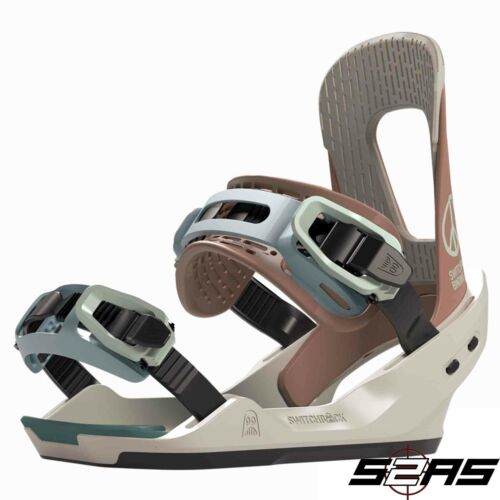 2020 Switchback Spirit Women/'s Snowboard Bindings