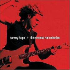 The Essential Red Collection [Remaster] by Sammy Hagar (CD, Aug-2004, Hip-O)