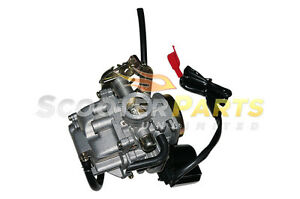 Details about Chinese Go Kart Carburetor 110cc Engine Motor Carb Parts  COOLSTER 6110 6110A