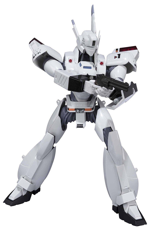 Bandai Robot Spirits Ingram 1st&2nd Parts Set Patlabor 125 mm Figura De Acción