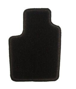 Rover 75 10/99- 4 Autoteppiche Fussmatten Nadelfilz schwarz