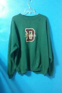 Sweatshirt Defer 4xl Sleeve Donna 4x Long Crew gFaypFd