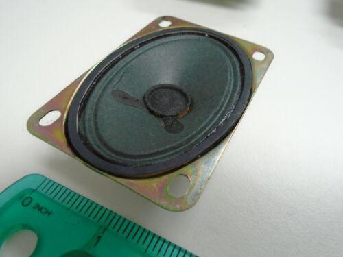 oval replacement door intercom audio speaker 8 ohm D0133 1.5W max