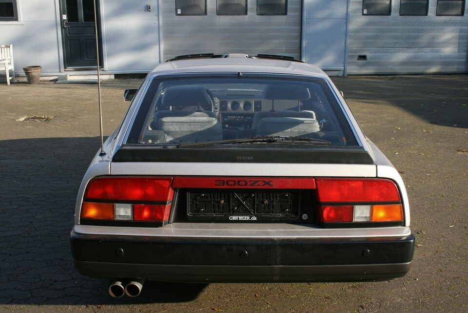 Nissan 300 ZX 3,0 Cabriolet aut. Benzin modelår 1985 km