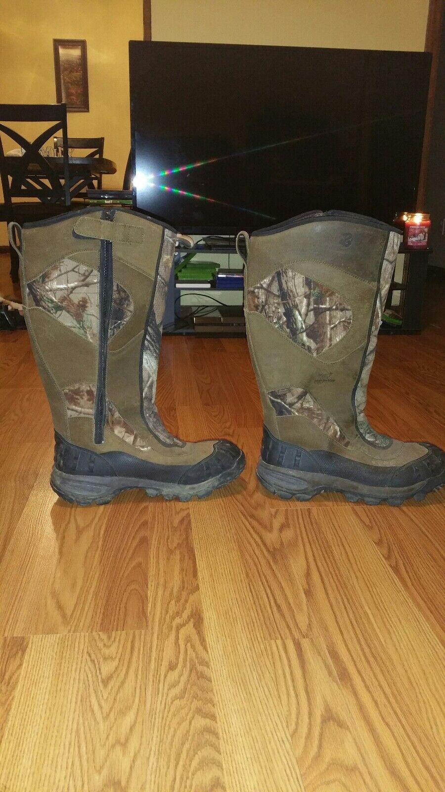 Irish Setter UltraDry SnakeGuard Boots