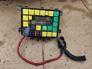 range rover p38 fuse layout range rover p38 fuse box yqe103410 4 0 4 6 petrol ebay  range rover p38 fuse box yqe103410 4 0