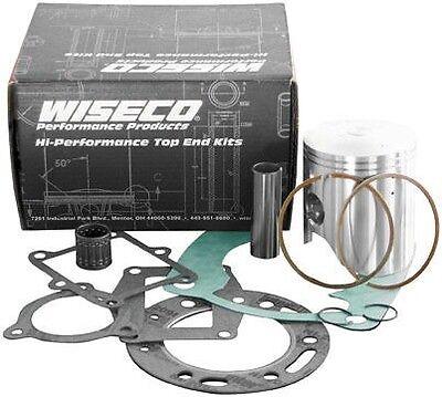 Wiseco PK1089 66.00 mm 2-Stroke ATV Piston Kit with Top-End Gasket Kit