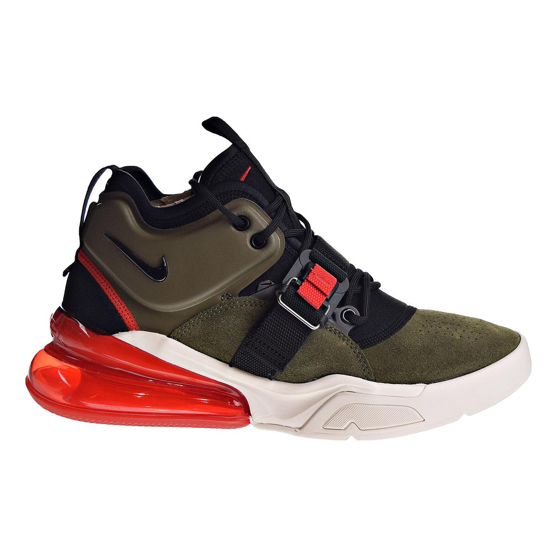 Nike Air Chaussures Force 270 Hommes Running Chaussures Air Medium Olive/ Noir AH6772-200 f72733