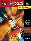 Rock Keyboard for Beginners: An Easy Beginning Method by Dr Robert Brown (Paperback / softback, 1998)