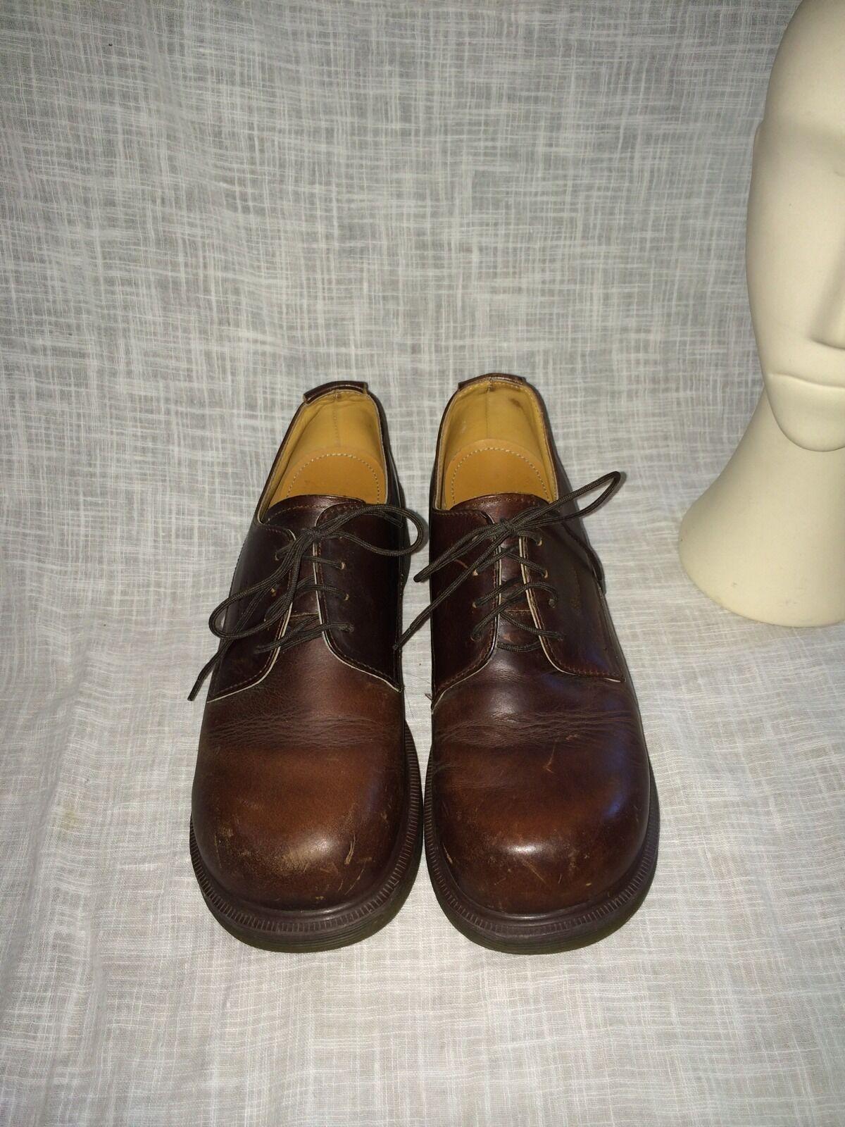 Dr. Martens Braun Schuhes Stiefel Damens UK 7