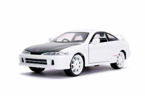 JADA 99778DP1 1//24 scale DIECAST CAR JAPAN SPEC 1995 HONDA INTEGRA TYPE-R