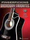 Fingerpicking Broadway Favorites by Hal Leonard Corporation (Paperback, 2009)