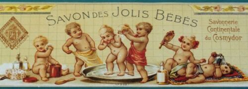 Paris art home decor Bath Products Old French Advertisement Bathroom