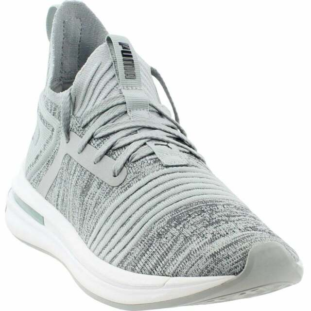 the latest 4545a ac129 Puma Ignite Limitless SR Evoknit Casual Sneakers - Grey - Mens