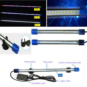 20-30-50cm-Blue-White-LED-Waterproof-Aquarium-Fish-Tank-LED-Submersible-lights
