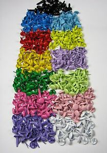 BB-BRADS-5mm-ROUND-pack-of-40-choice-of-colours-craft-scrapbooking-split-pins