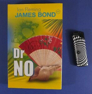 JAMES BOND 007 Ian Fleming - Dr NO Poland book 2008 - europe, Polska - Zwroty są przyjmowane - europe, Polska